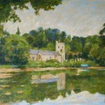 """St.Just in Roseland 