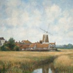 """Cleymill from Reedbeds, Norfolk 