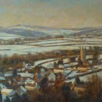 """Peter Tavy in the Snow 